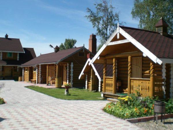 Загородный отель пансионат «Любашин хуторок «